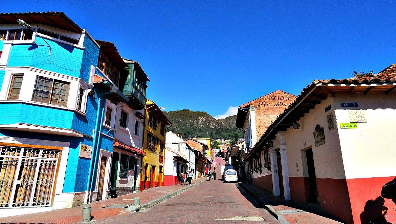 Bezienswaardigheden in Bogotá