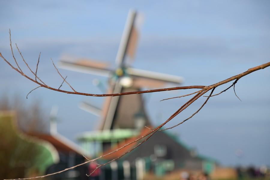 Zaanse Schans Nederland / Netherlands