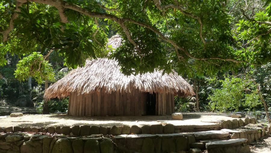Parque Tayrona - Pueblito