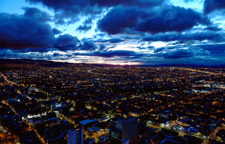 Veiligheid Bogotá