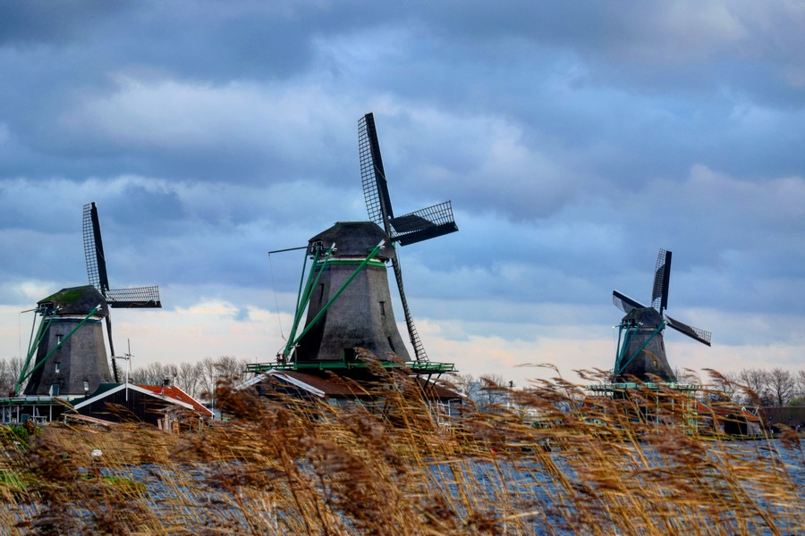 Been there, done that: Zaanse Schans