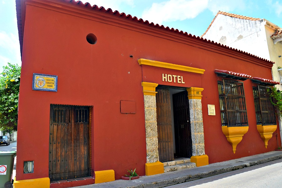 Hotel Cartagena Colombia