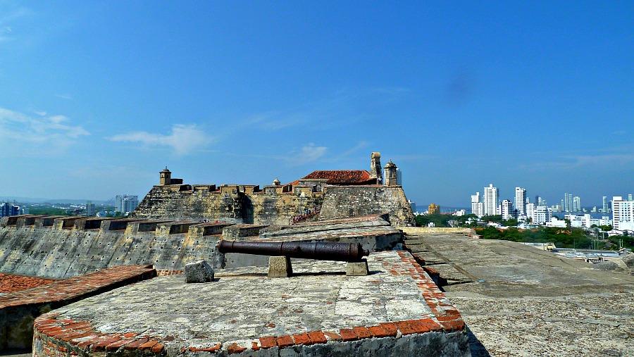 Cartagena: Castillo San Felipe
