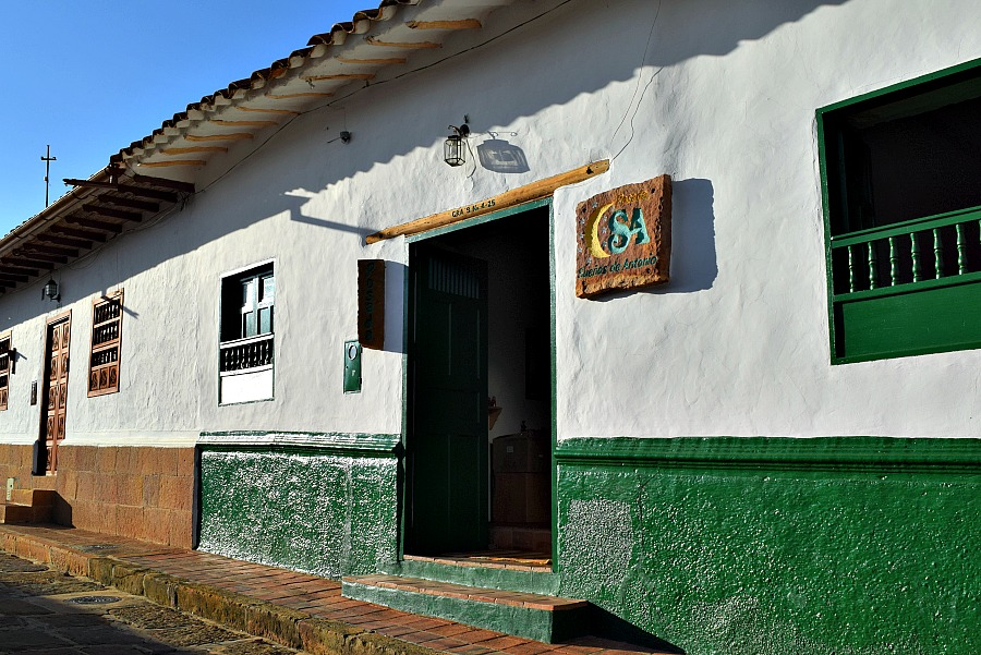 Hotel Barichara Colombia