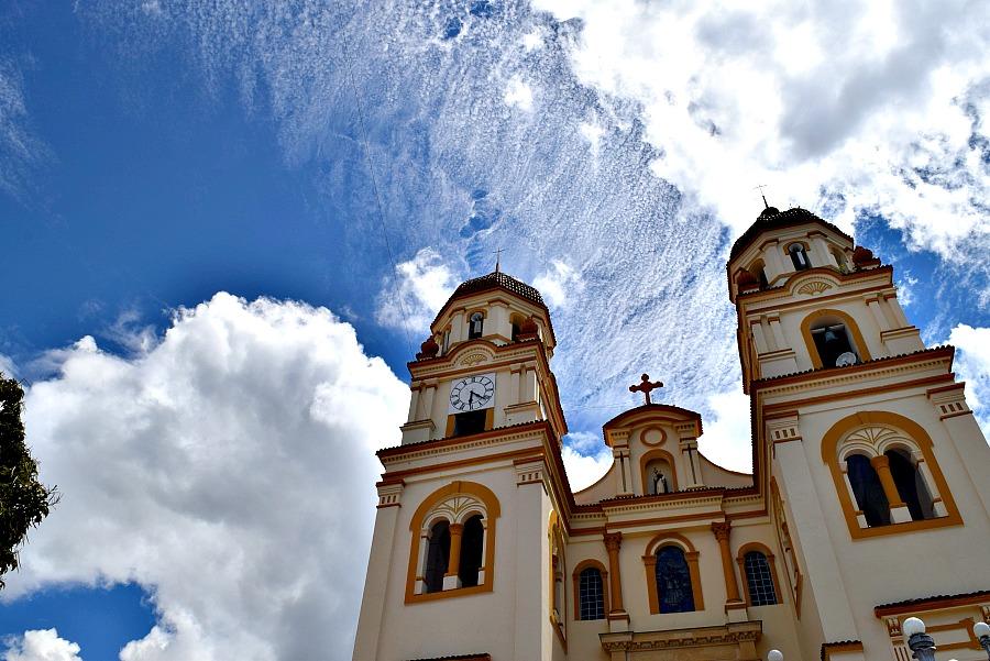 Off the beaten track Colombia Cundinamarca - Guasca