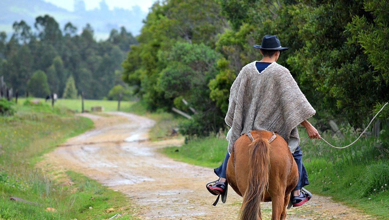 Wat je nog niet wist over de Colombiaanse poncho