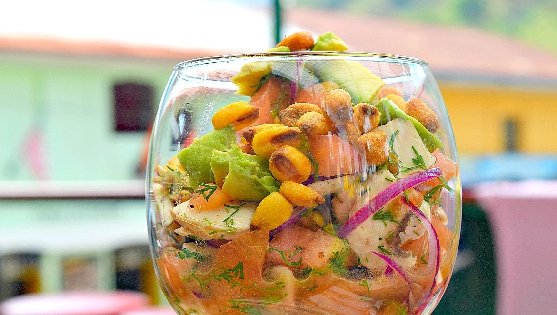 Veganistische en vegetarische restaurants in Bogotá
