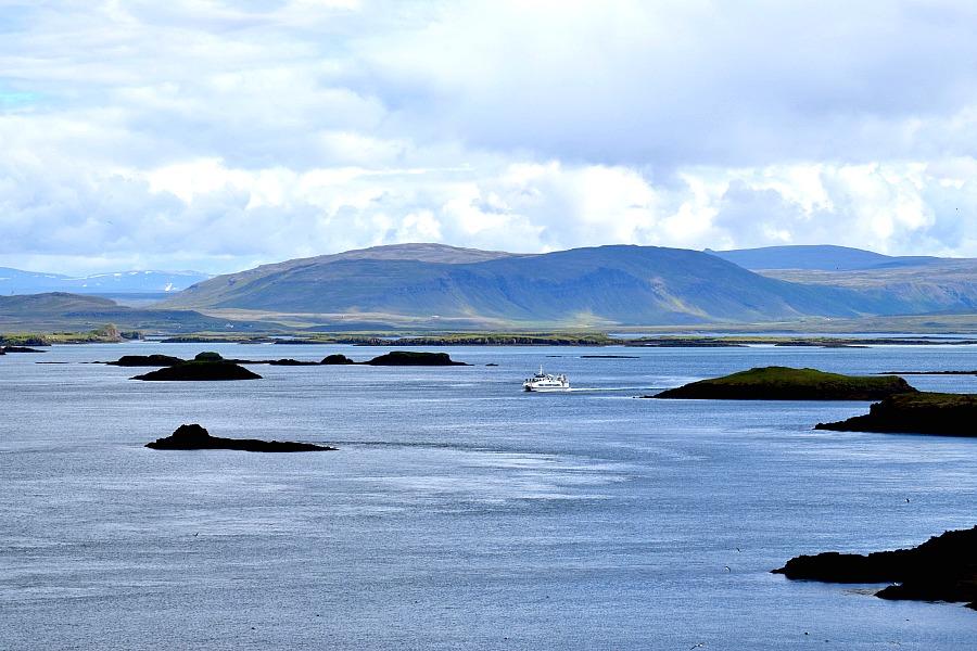 IJsland Súgandiseyjarviti