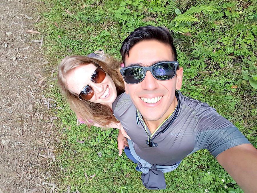 Wij in Quebrada la Vieja Bogotá