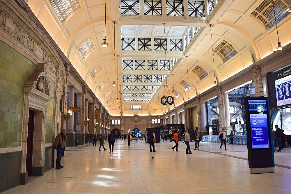 Buenos Aires Estación Retiro