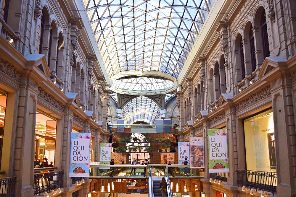 Buenos Aires - Galerías Pacífico
