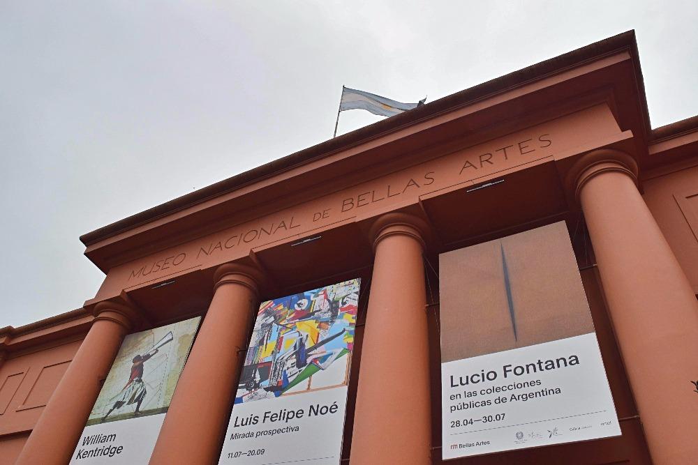 Buenos Aires - Museo de Bellas Artes
