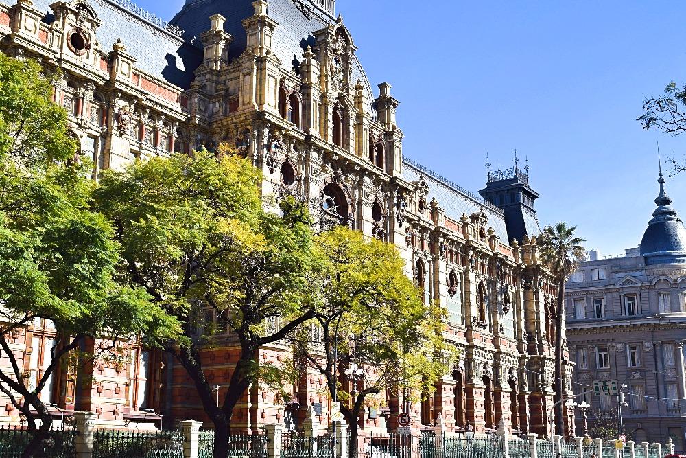 Buenos Aires - Palacio de las Aguas Corrientes