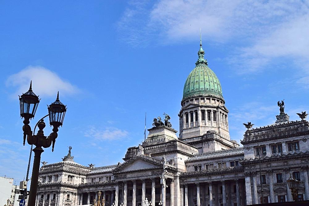 Buenos Aires - Palacio del Congreso