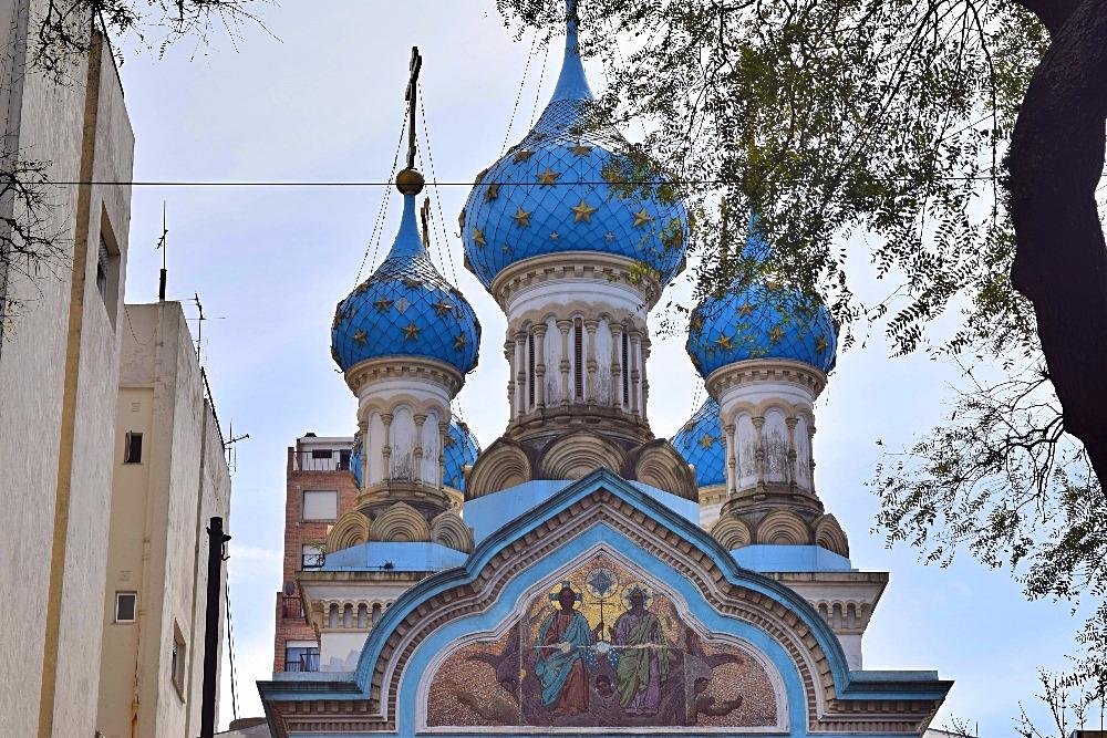 Buenos Aires - Russisch Orthodoxe Kerk