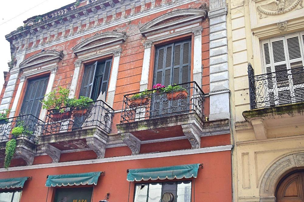 Buenos Aires - wandelen door San Telmo