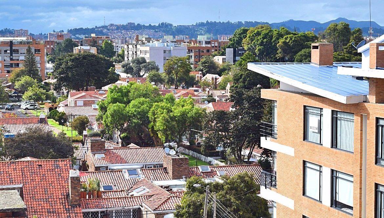 Wijk in Bogotá - featured