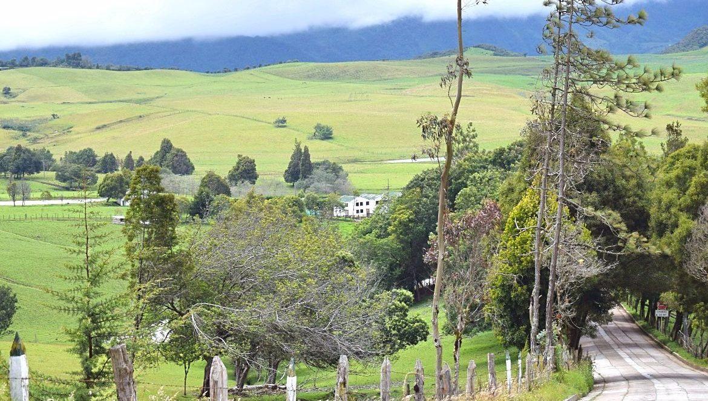 Colombia buiten de gebaande paden - featured