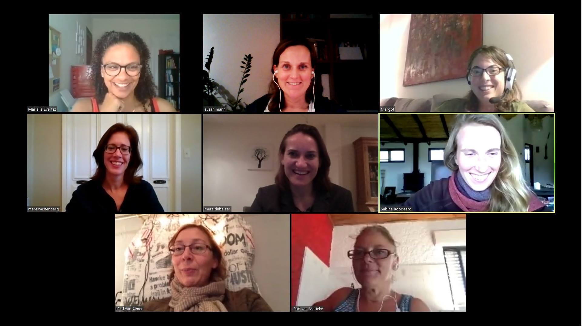 Globalicious meeting