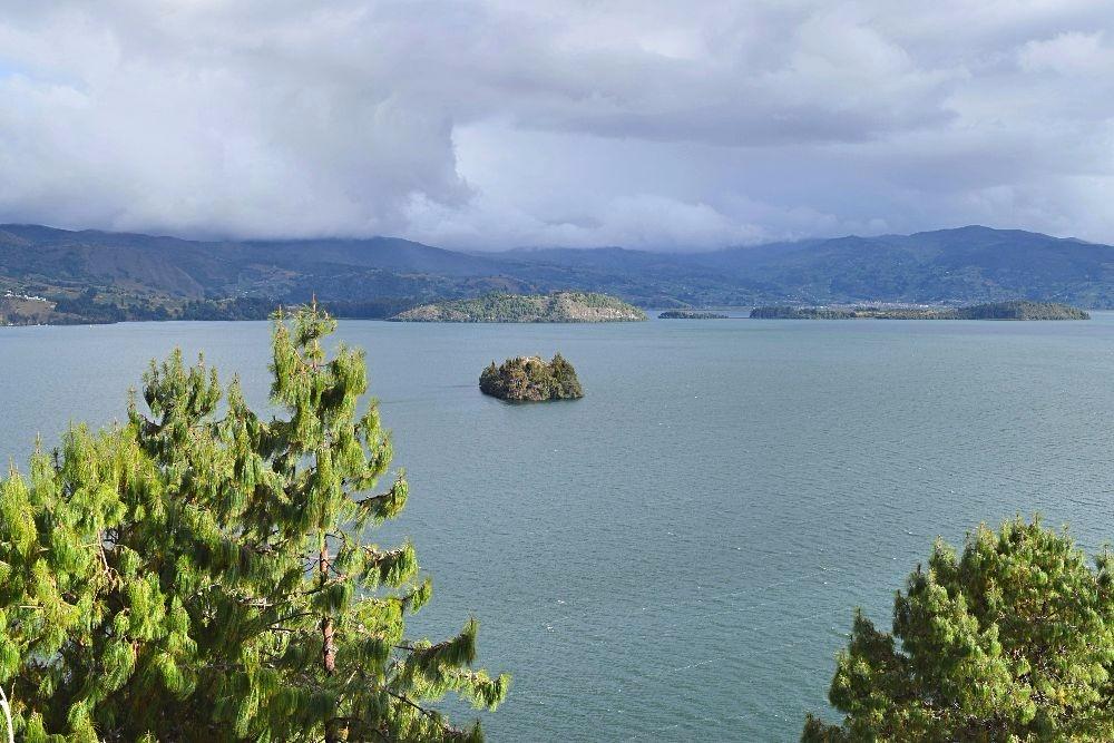 Laguna de Tota Colombia