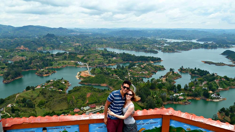 Sabine in Colombia - emigreren - reizen