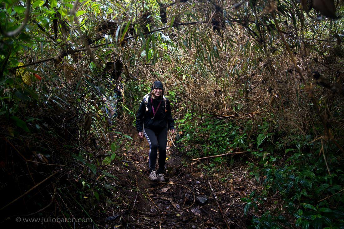 Zipacón - wandelen - Colombia