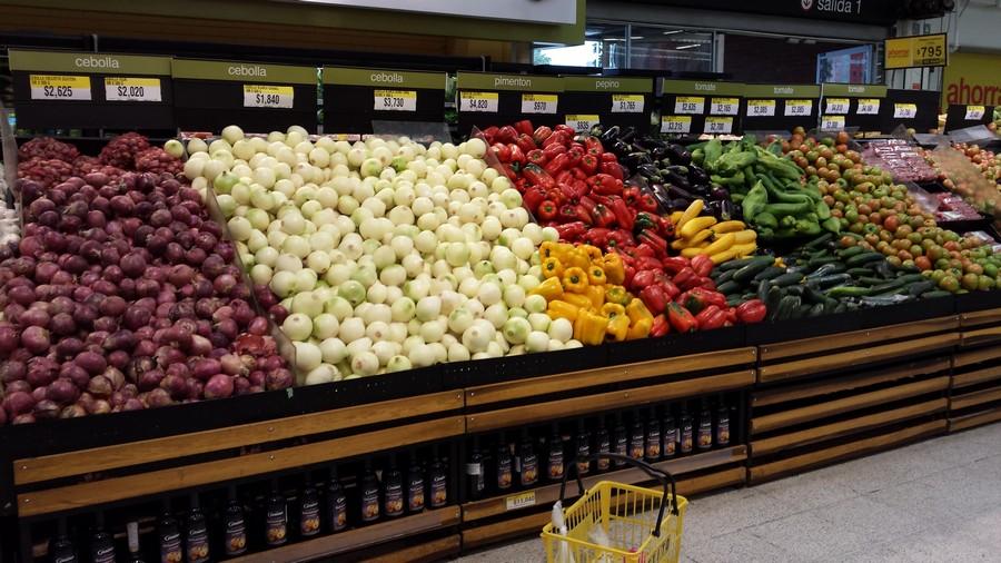Supermarkt Bogotá