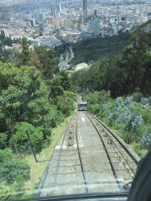 Bogotá treintje