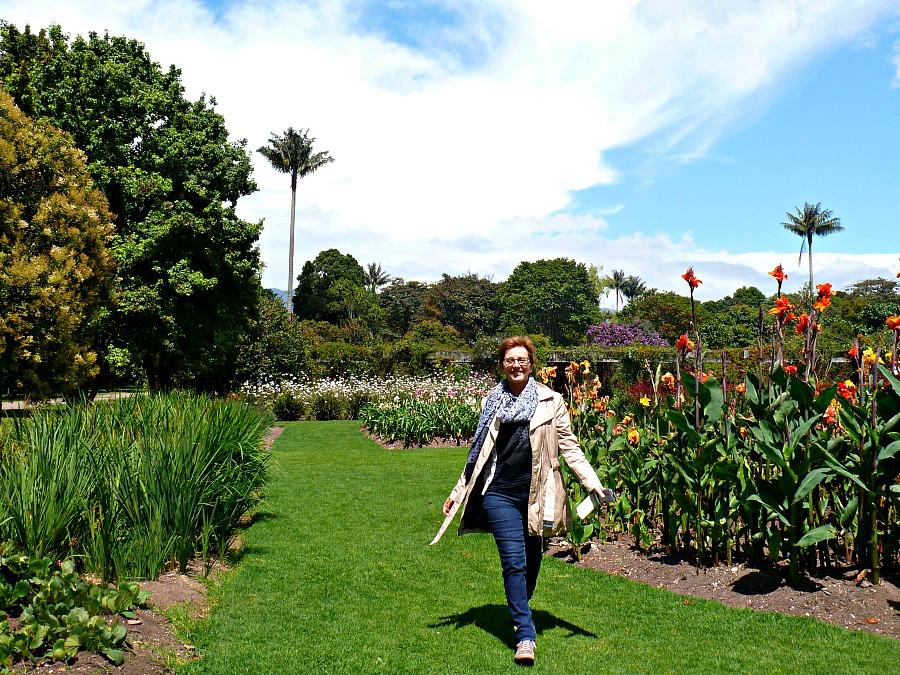 Botanische Tuin in Bogotá, Colombia