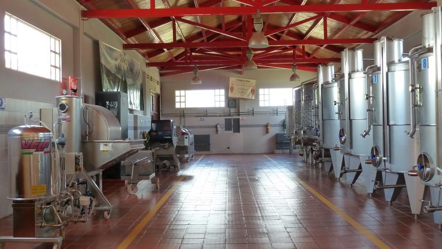 Wijngaard Colombia