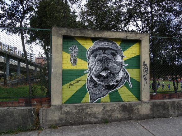 Bogotá