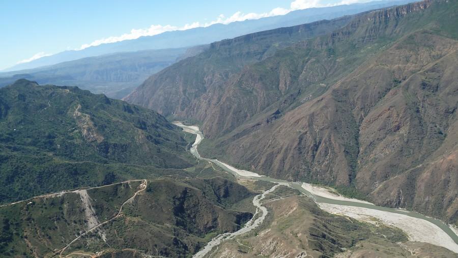 San Gil - Parapente