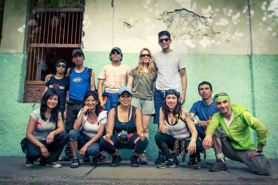 Reizen in Colombia - wandelen - hiken