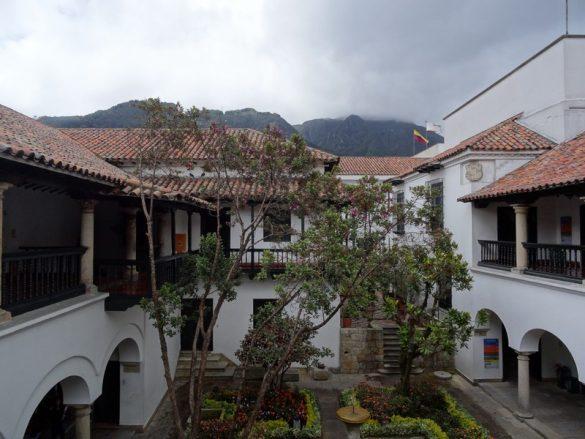 Casa de Moneda - museum Bogotá