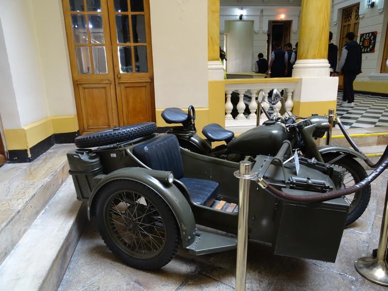 Museo Histórico Polícia - museum Bogotá