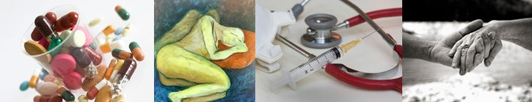 Palliatieve zorg, palliatieve sedatie en euthanasie