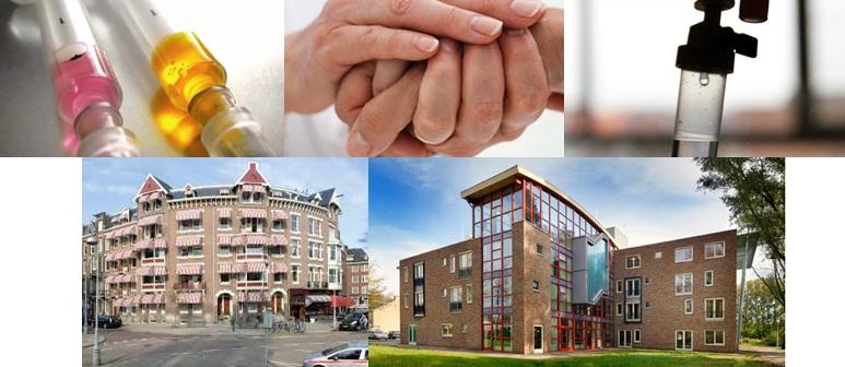 Palliatieve zorg en euthanasie in Nederland