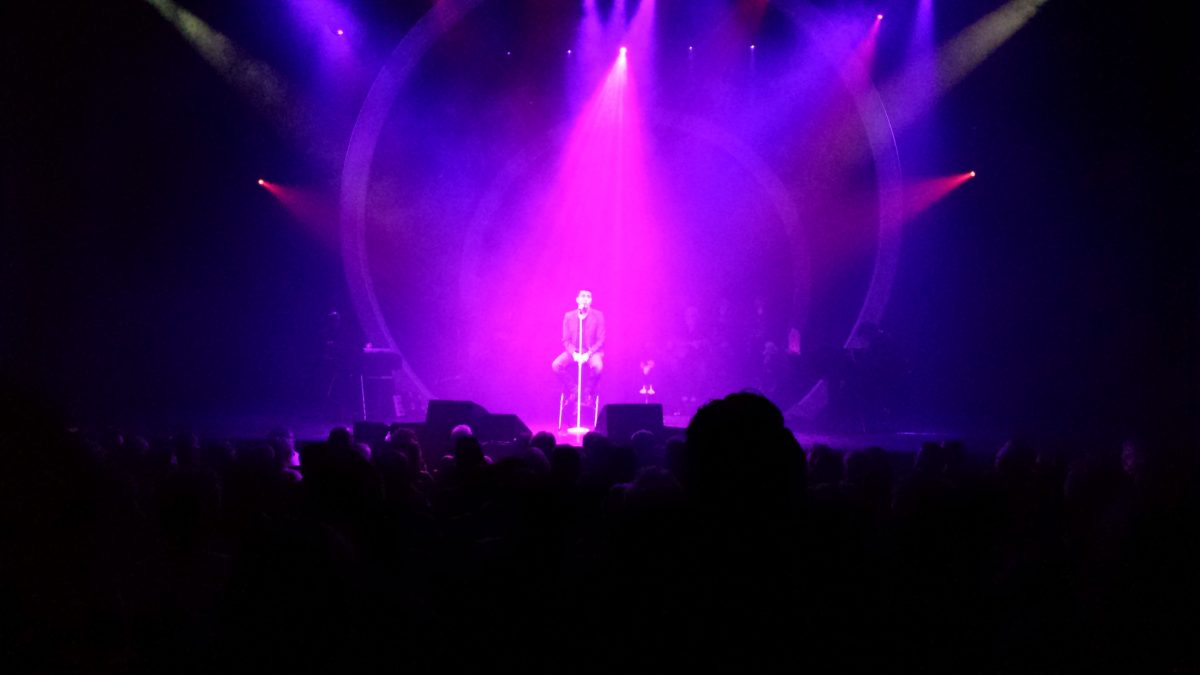 Concert Jan Smit december 2015