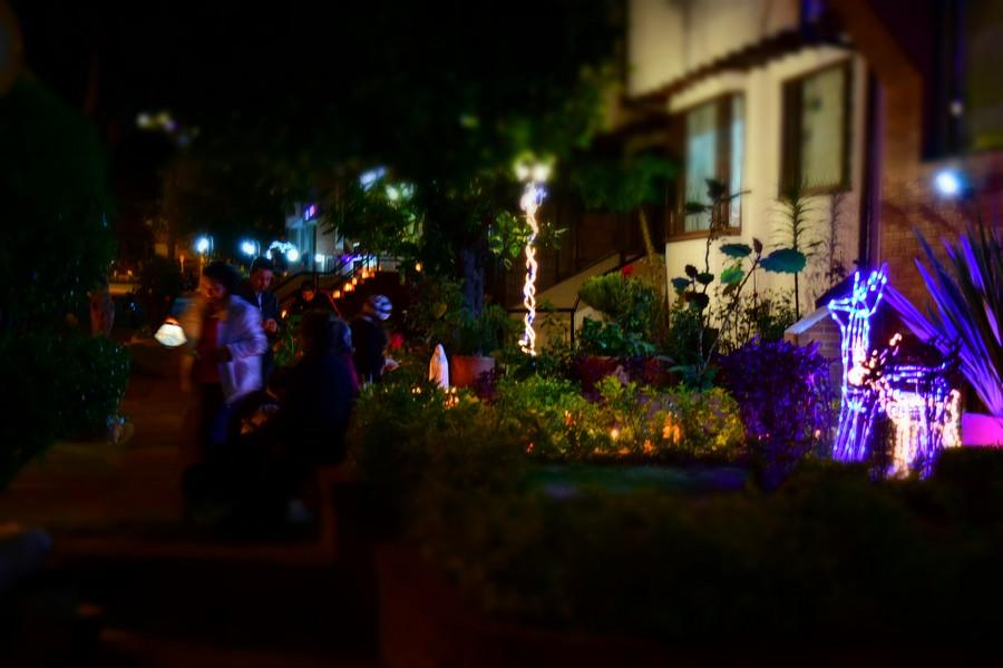Feestdagen in Colombia - Bogotá