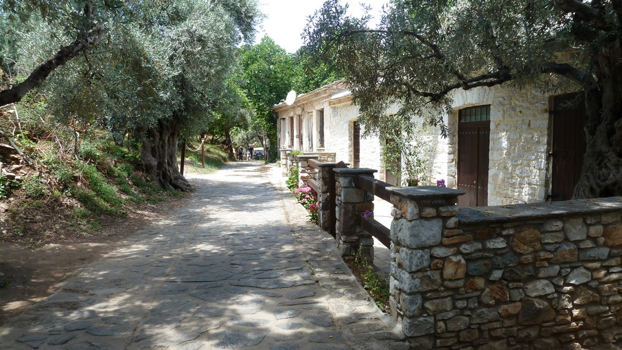 Griekenland - Mamma Mia - Damouhari