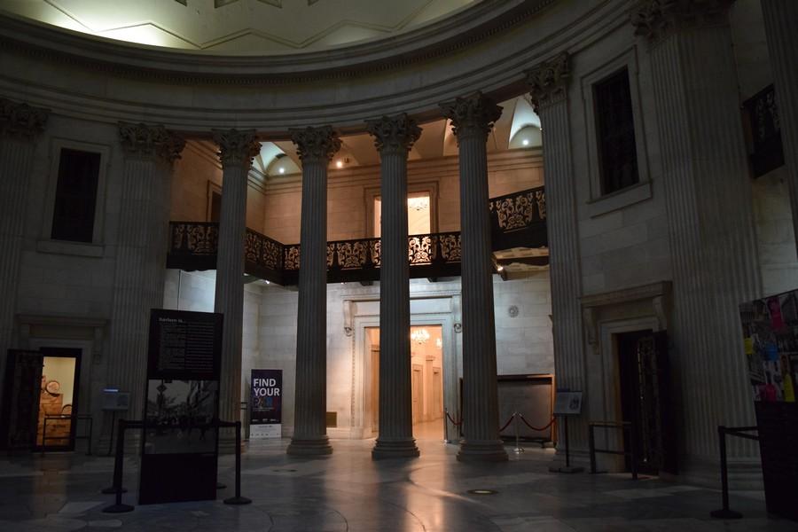 Gratis bezienswaardigheden in New York - Federal Hall