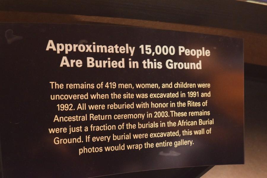 Gratis bezienswaardigheden in New York - African Burial Ground