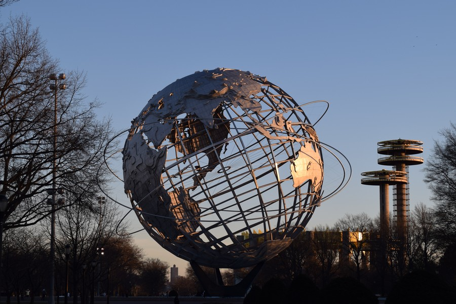 Parken in New York - Flushing Meadows Corona Park