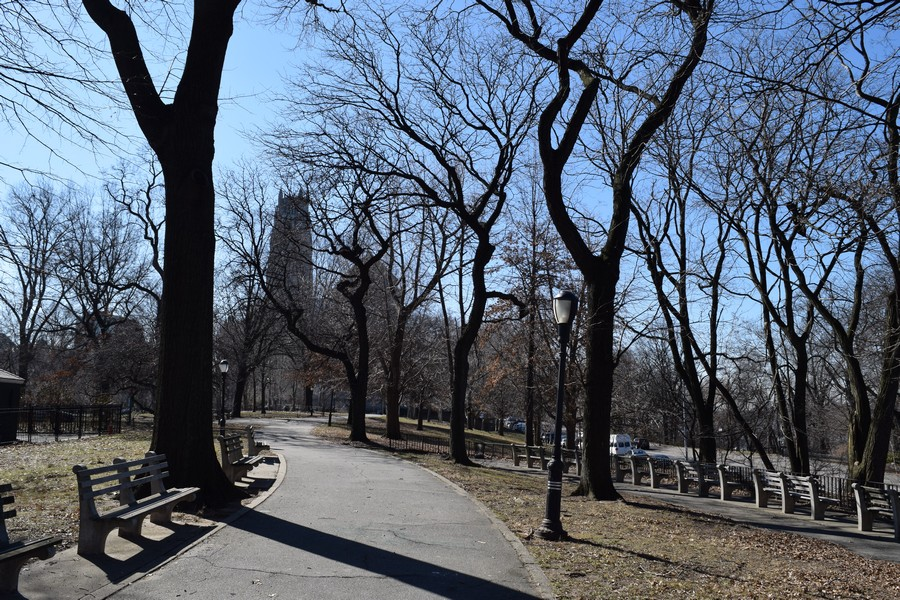 Parken in New York - Riverside Park