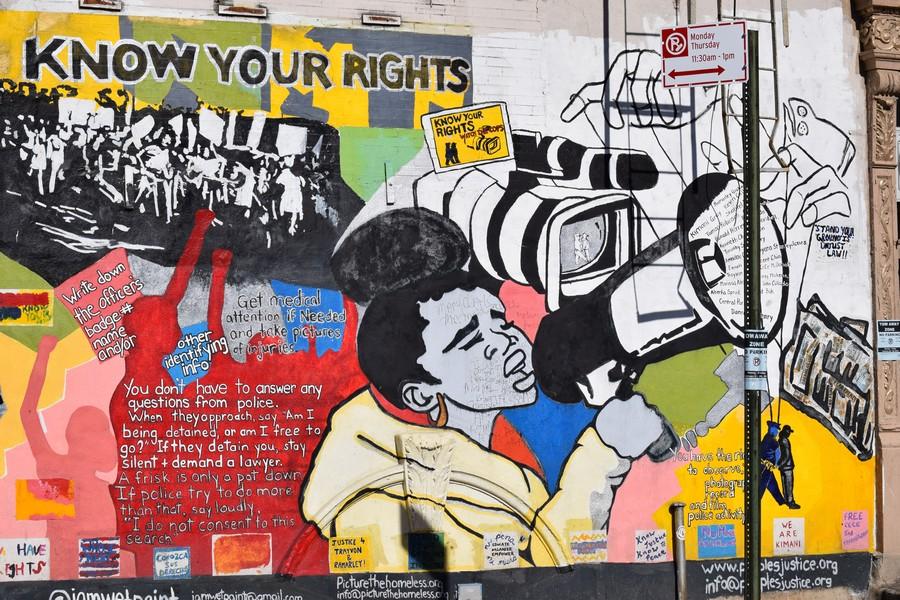 Wandelen in New York - Harlem