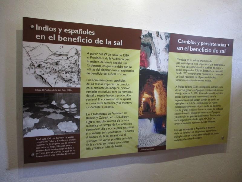 Zoutmijn Colombia - Nemocón