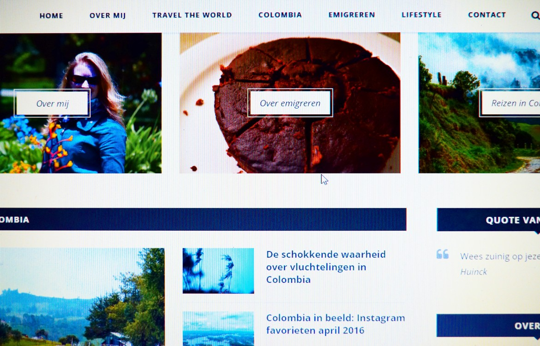 Achter de schermen: ik als blogger - tag - bloggen