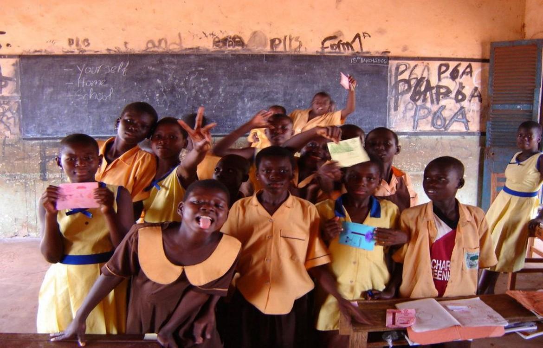 Vrijwilligerswerk in Ghana