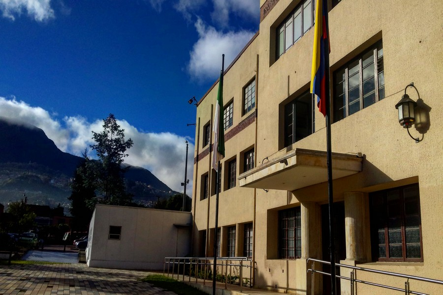 Werken in Colombia