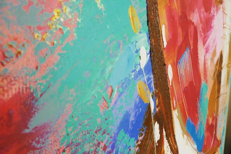 Emigreren: inboedel verkopen - Schilderij